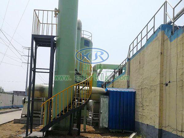 米6体育官网烟囱安装工程