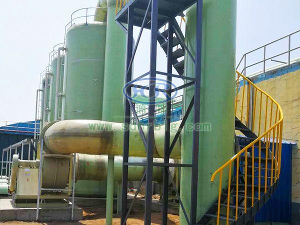 VUC废气治理工程案例