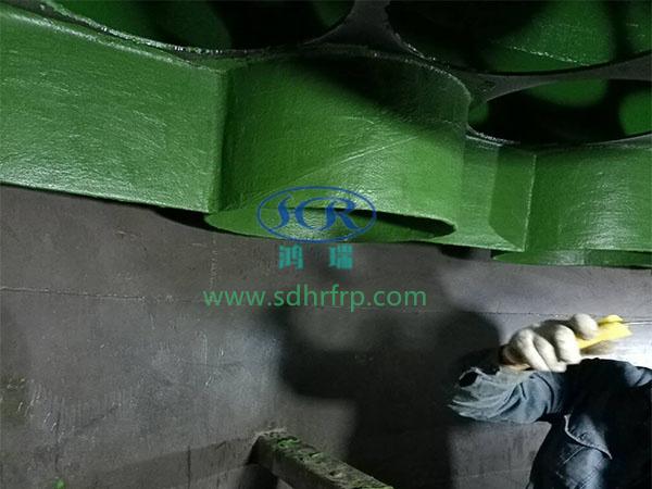 米6体育官网鳞片防腐案例